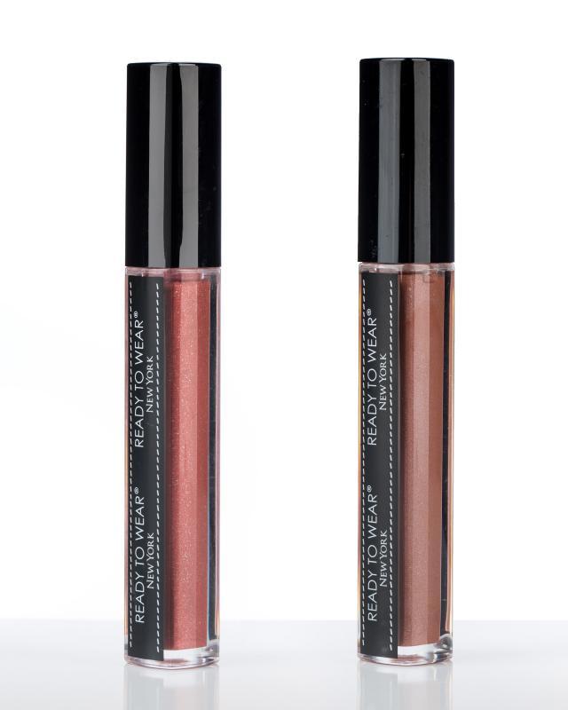 Набор блесков для губ (на выбор), 2 шт. Ready To Wear Lip Lurex Gloss (розовые или карамельные) блеск для губ 7 days cute 113 ready to love 2 5мл