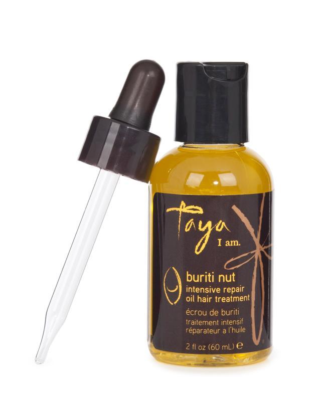 Фото - Восстанавливающее масло для волос 60 мл Taya Buriti Nut косметика для мамы logona восстанавливающее масло для волос 75 мл