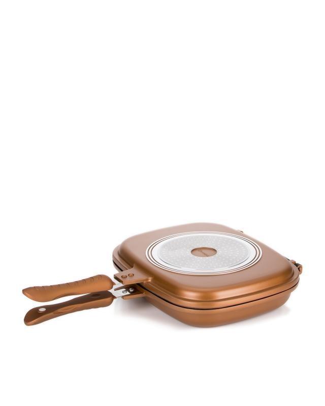 Сковорода с функцией томления, 28x22 см Cucinella фото