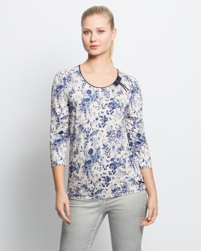 Блуза, р. 58, цвет бежевый