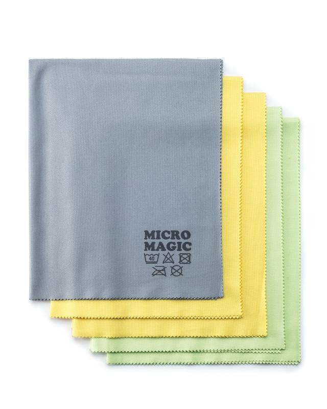 Салфетки для уборки, 5 шт. Pastaclean Micro Magic