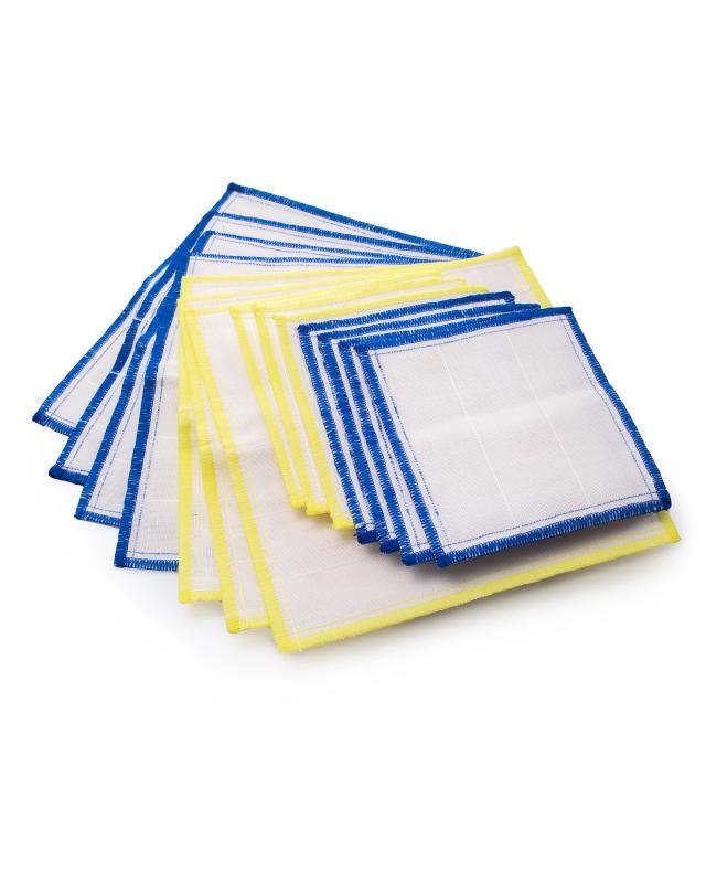 Салфетки универсальные, 14 шт. Mikronell фото