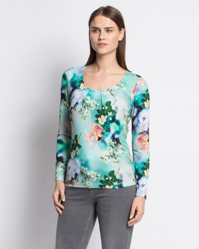 Блуза, р. 46, цвет мята