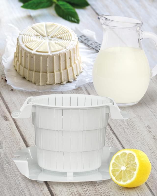 Сыроварня для приготовления домашнего сыра и творога Borner