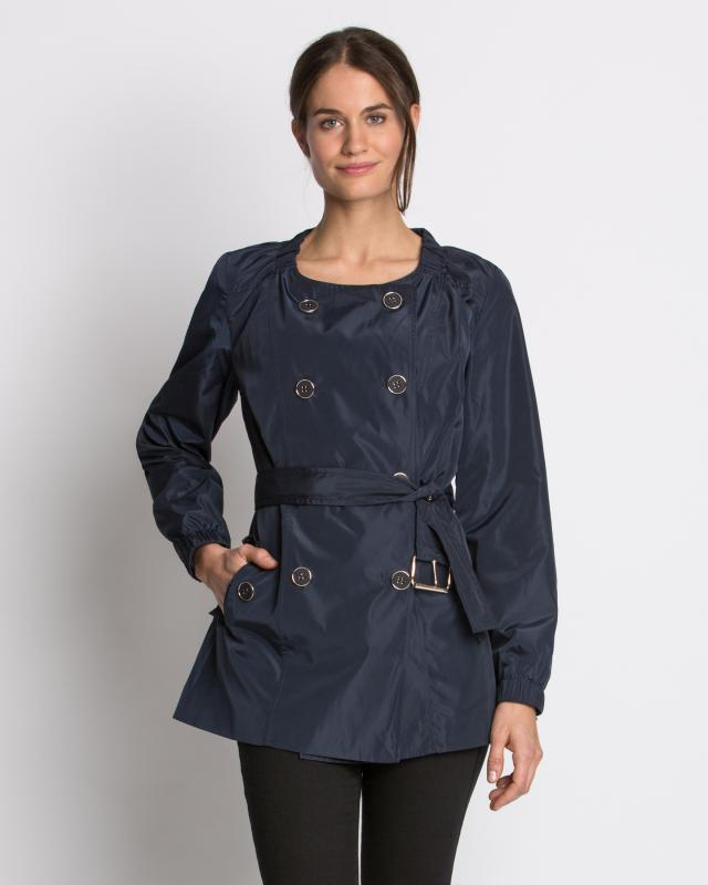 Куртка, р. 42, цвет темно-синий