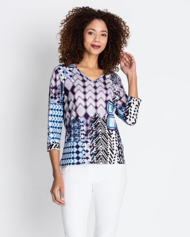 Блуза Sansetto фото