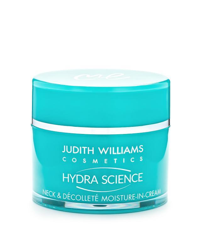 Крем для шеи и области декольте 150 мл Judith Williams Hydra Science