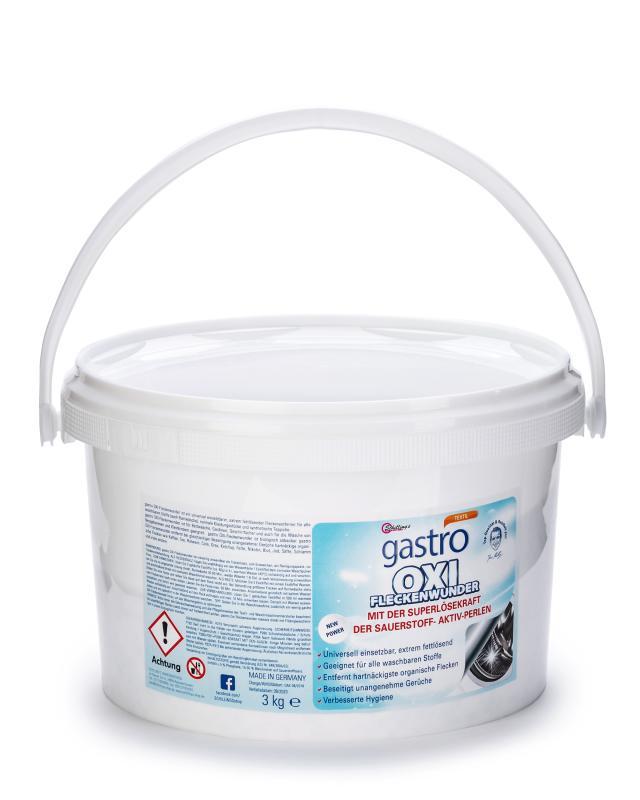 Пятновыводитель «OXI Fleckenwunder» 3 кг Gastro фото