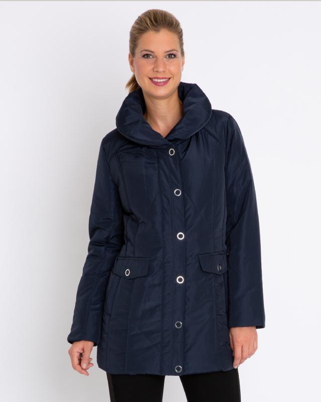 Куртка, р. 56, цвет темно-синий