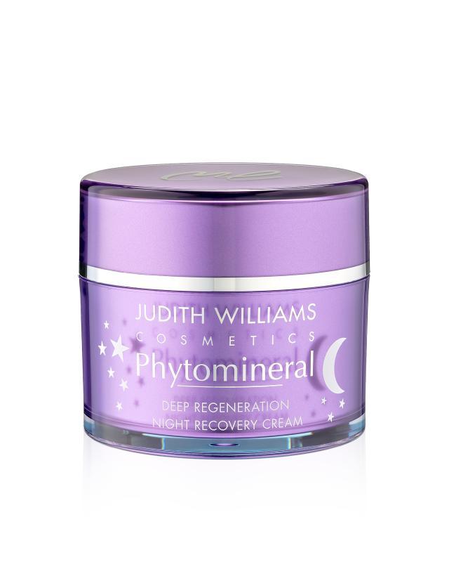 Восстанавливающий ночной крем 150 мл Judith Williams Phytomineral фото