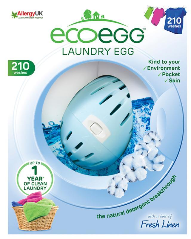 Экосредство для стирки Яйцо с гранулами (на 210 стирок) Ecoegg фото