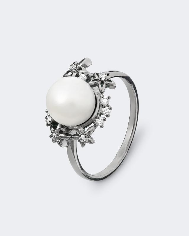 Кольцо Pearls Melody