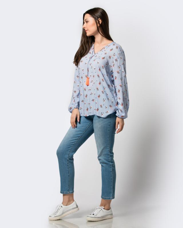 Блуза Frapp фото