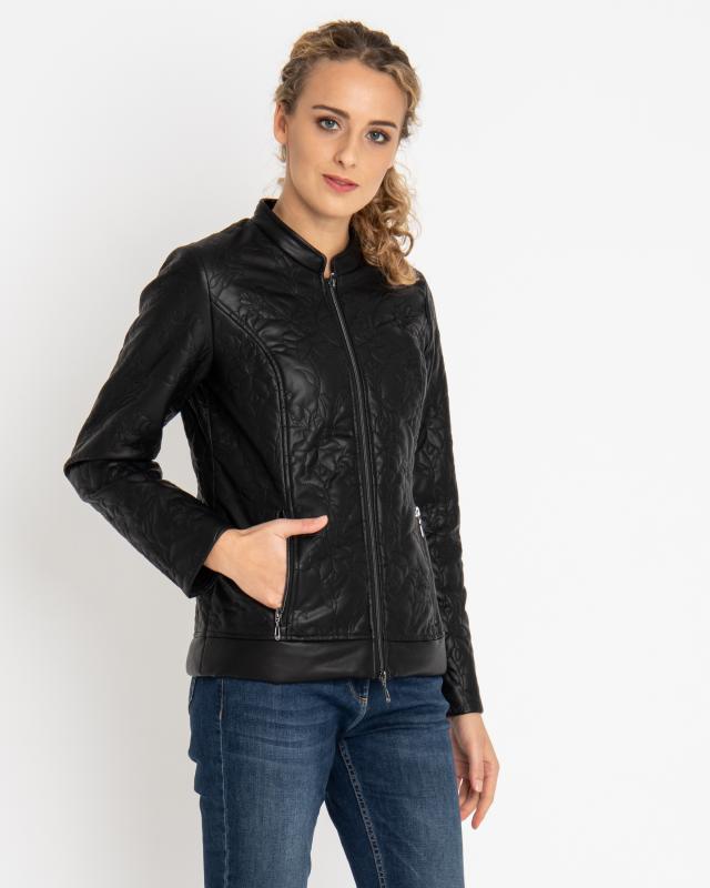 Куртка, р. 54, цвет черный