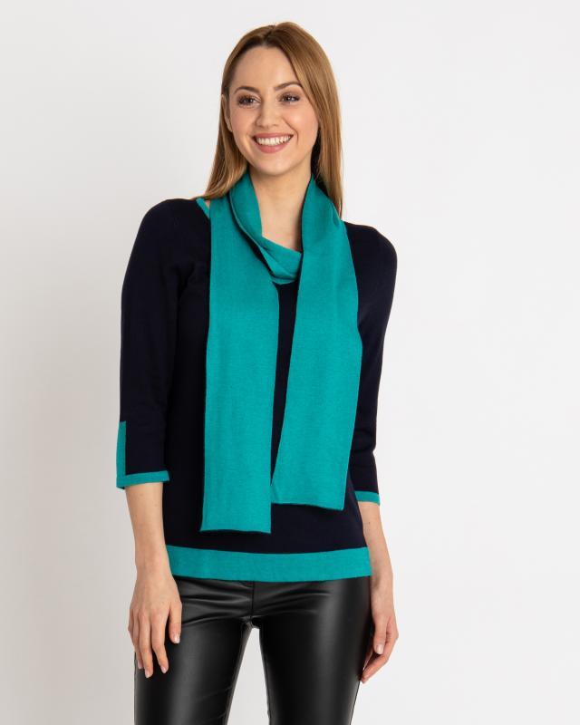 Сет: пуловер и шарф Helena Vera фото