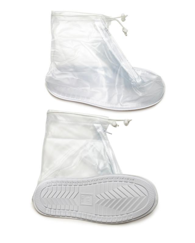 Многоразовые чехлы для обуви Clever фото