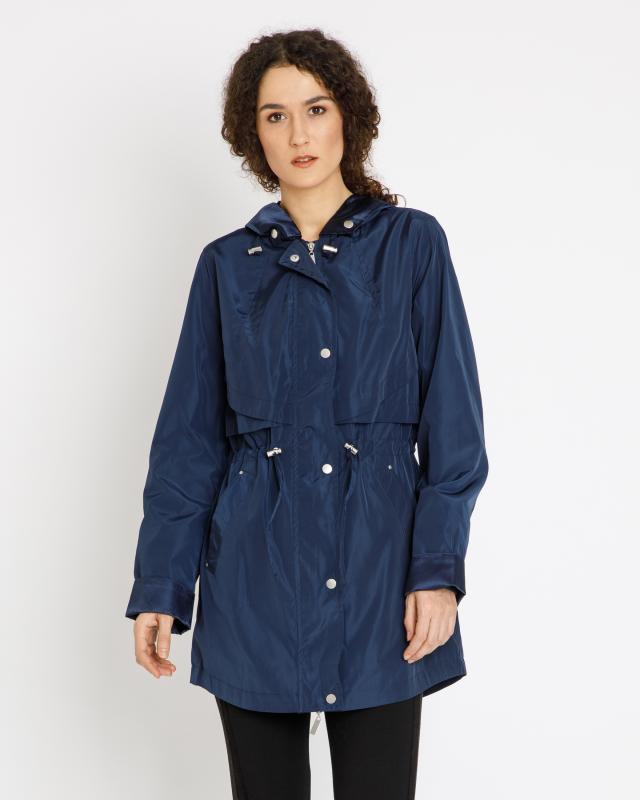 Куртка, р. 46, цвет темно-синий