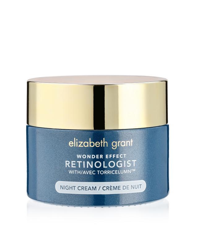 Интенсивный ночной крем для лица 100 мл Elizabeth Grant Retinologist Wonder Effect фото