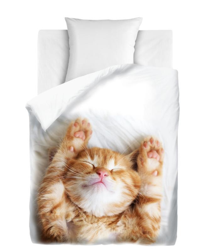 Комплект постельного белья Zauberhaft Пушистые друзья фото