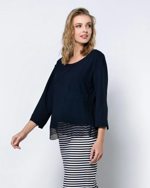 Блуза LeComte фото
