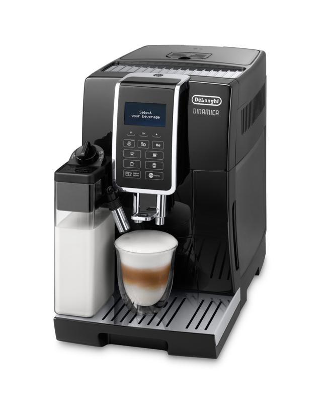 Кофемашина автоматическая ECAM350.55.B DeLonghi кофемашина delonghi ecam23 120 b 1450вт черный