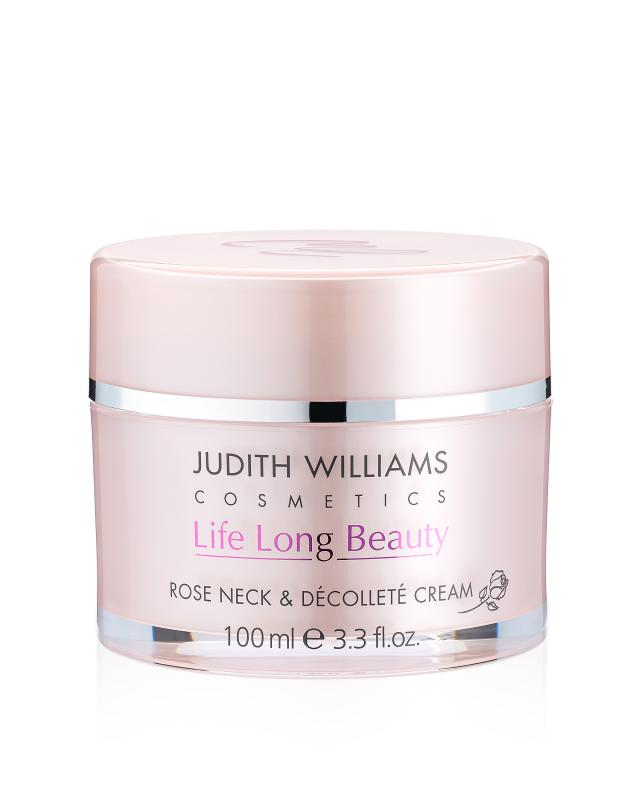 Крем-флюид для кожи шеи и декольте 100 мл Judith Williams Life Long Beauty фото