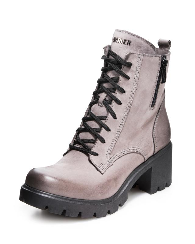 Ботинки, р. 41, цвет серый