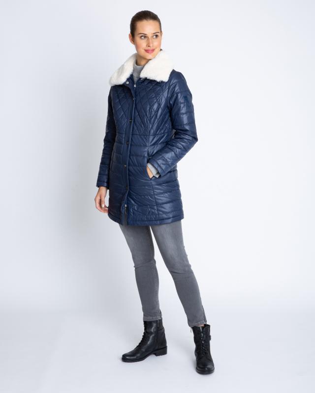Пальто Fiora Blue фото