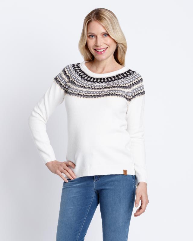 Пуловер Fiora Blue фото