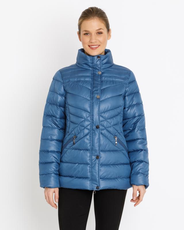 Куртка, р. 50, цвет джинс