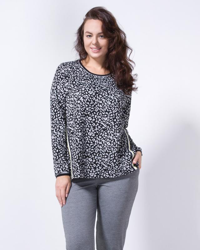 Пуловер Frapp фото