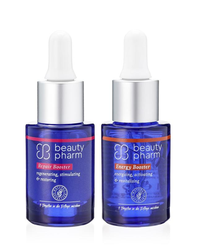 Набор гелей-«бустеров» для лица, 2 шт. х 15 мл BeautyPharm фото