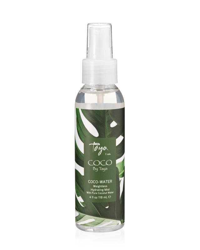 Увлажняющий спрей-флюид для волос 118 мл Taya Coco Water
