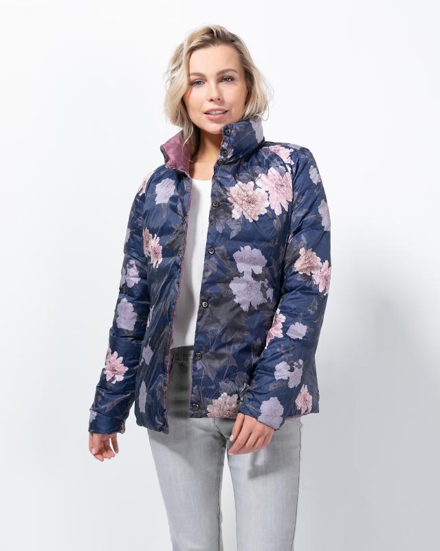 Куртка, р. 56, цвет синий