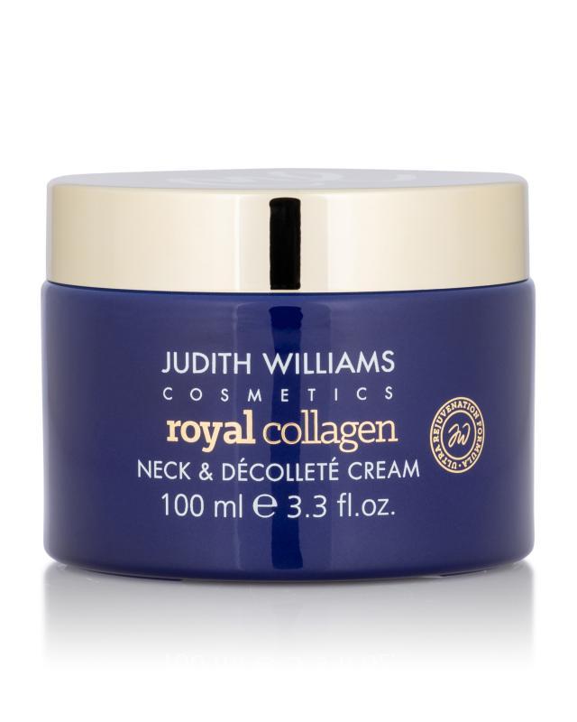 Крем для шеи и области декольте с комплексом Collagen Supreme 100 мл Judith Williams Royal Collagen фото