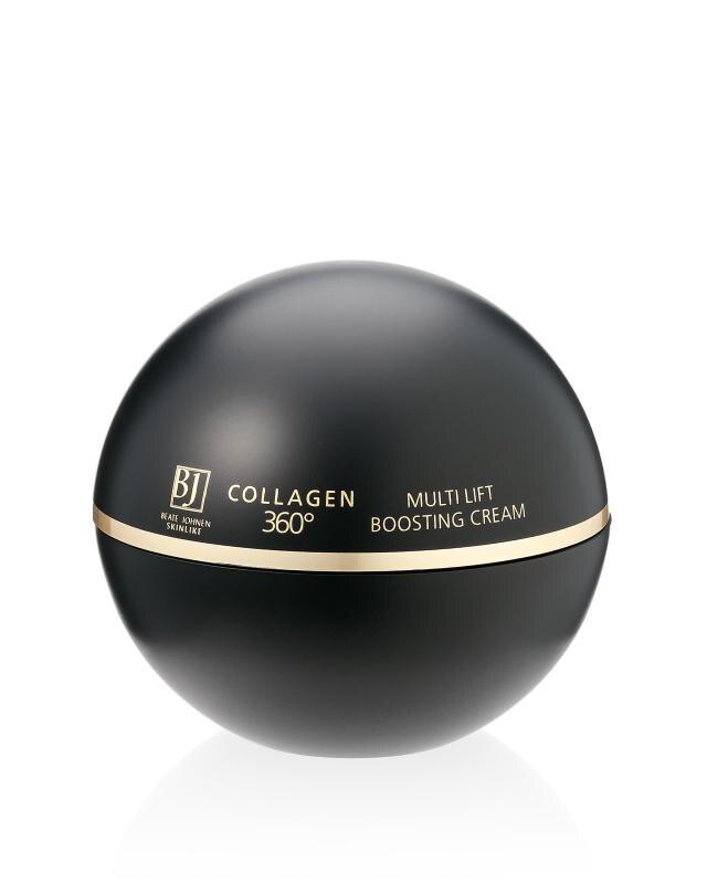 Крем для кожи лица, шеи и области декольте 50 мл Beate Johnen Collagen 360° фото