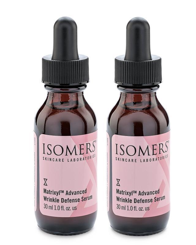 Сыворотка для лица «24 часа» 2 шт. х 30 мл Isomers фото