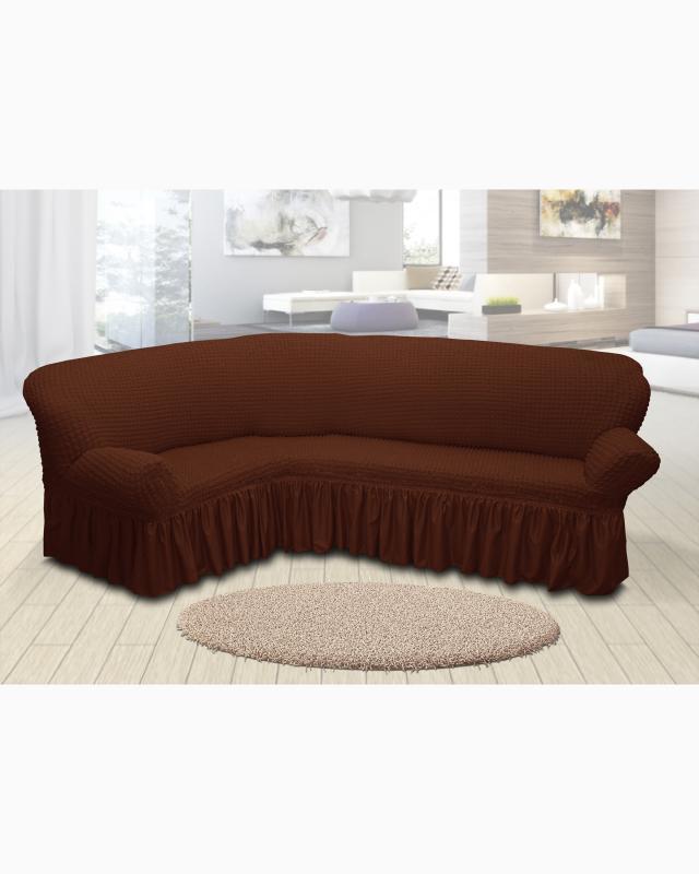 Чехол на угловой диван Mikronesse