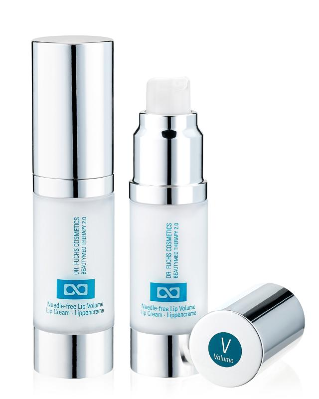 Биоактивный крем-«филлер» для губ 2 шт. х 15 мл Dr. Fuchs Beautymed Therapy 2.0 фото