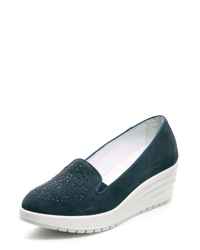 Туфли, р. 38, цвет синий