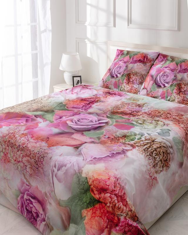 Комплект постельного белья «Розовый гламур» Zauberhaft