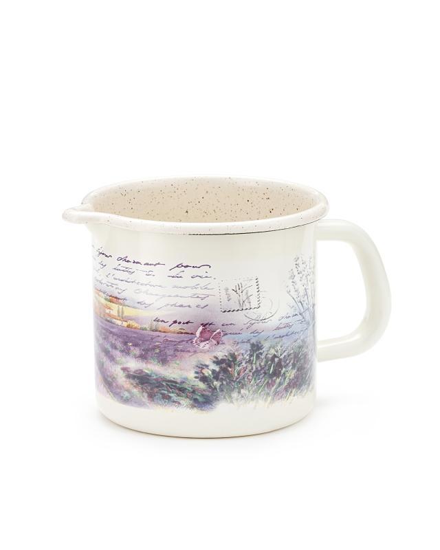 Молочник, 0,8 л, Лаванда Metrot Лаванда фото