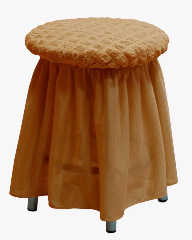 Комплект чехлов для табуретов, 4 шт. Mikronesse комплект чехлов на стулья вензель mikronesse