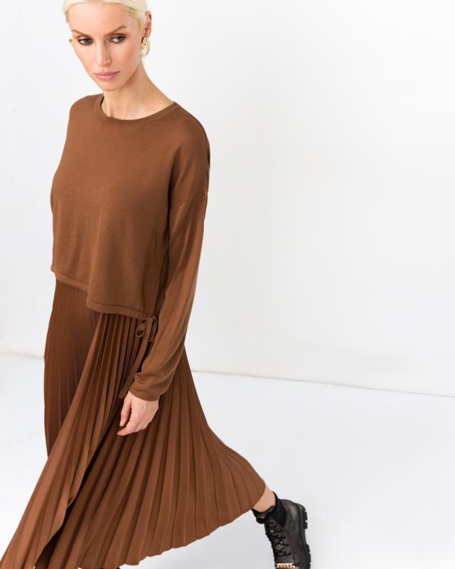 Комплект: платье и пуловер Riani