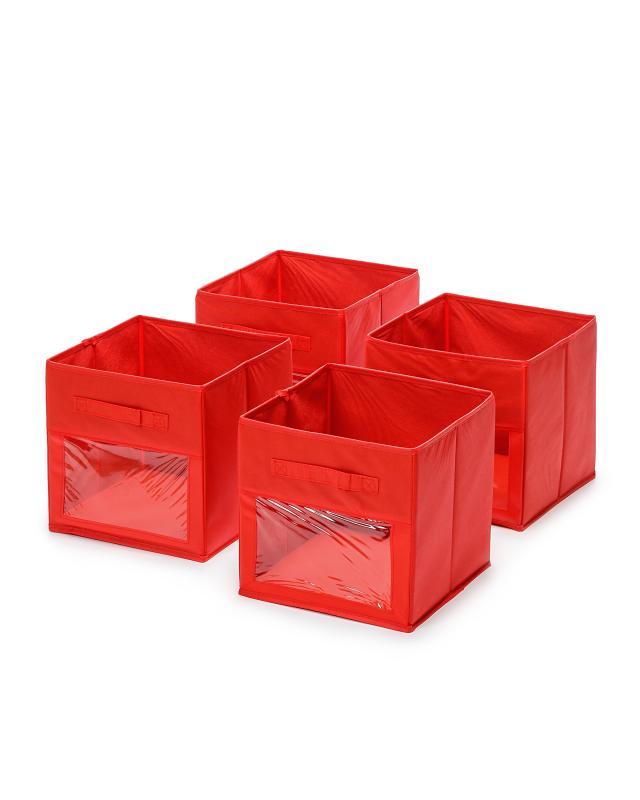 Органайзер для хранения складной, 4 шт. Clever