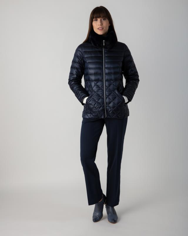 Куртка, р. 60, цвет темно-синий