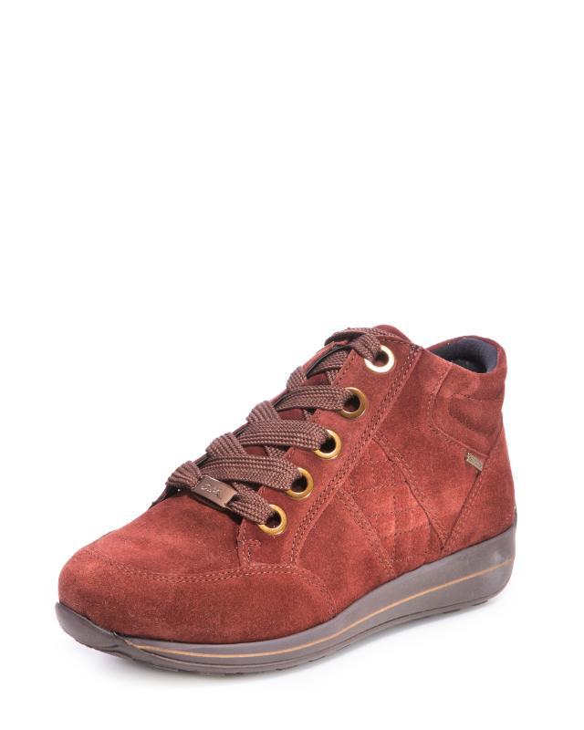 Ботинки, р. 41, цвет коричневый