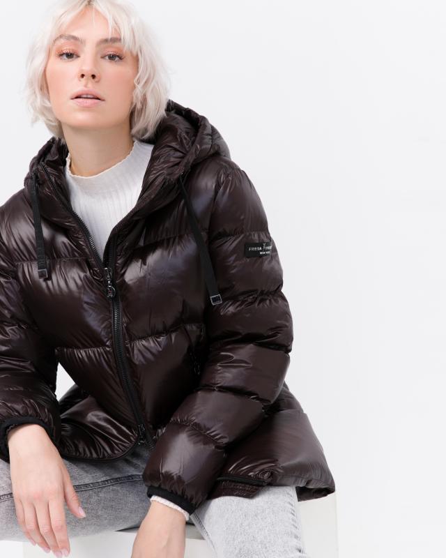 Куртка, р. 48, цвет шоколадный