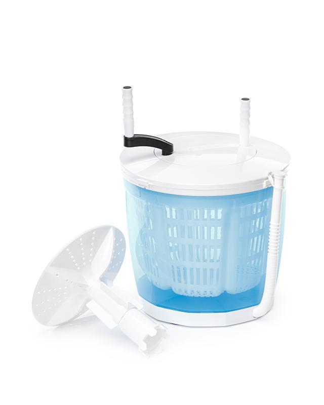 Ручная стиральная машинка с функцией отжима Clever