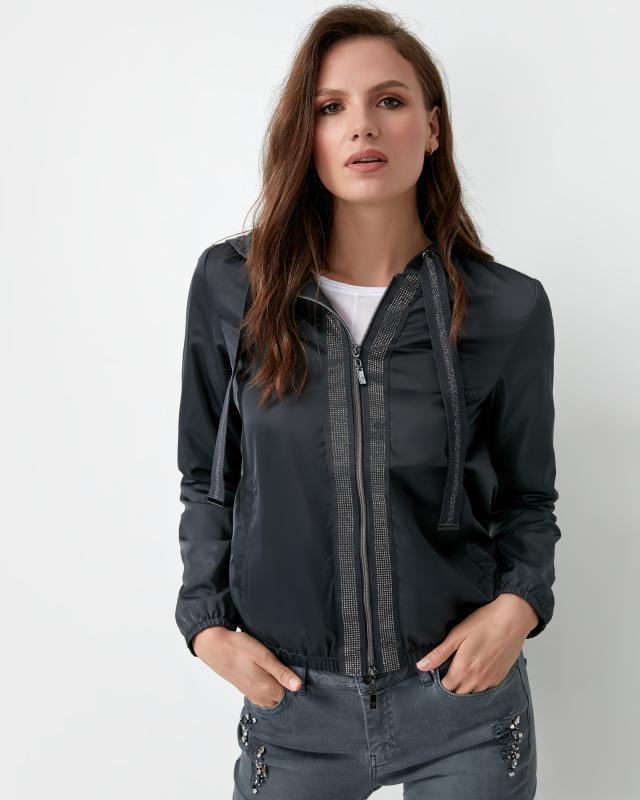 Куртка, р. 46, цвет серый